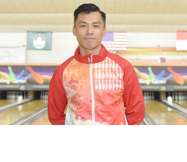 <a class='boldnavtext' href='results/14thindo-res.htm#Stage1'>Sole Hong Kong kegler progresses</a><span class='plaintext'><br><b>22nd October, Jakarta</b>: 2016 Macau-China Open champion, Rickle Kam remained the sole Hong Kong national bowler to progress to the next stage of the Men's Open Masters at the 14th Indonesia International Open after finishing in 14th position in Stage 1 finals.