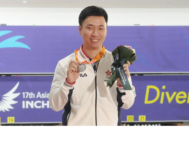 <a class='boldnavtext' href='results/17thasiang-res.htm#Step'>Silver medal for Hong Kong</a><span class='plaintext'><br><b>2nd October, Anyang, Korea</b>: Hong Kong national bowlers bettered their previous games when Wu Siu Hong picked up silver medal of the Men's Masters finals at the concluding 17th Asian Games Incheon 2014 on Thursday.</span>