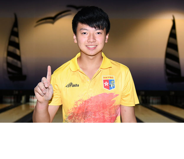 <a class='boldnavtext' href='results/18thasbc-res.htm#Team'>Hong Kong wins second gold</a><span class='plaintext'><br><b>15th November, Kuching</b>: Singles gold medallist, Ivan Tse picked up his and Hong Kong A team its second gold medal at the 18th Asian School Tenpin Bowling Championships after topping the Boy's All<br>Events standings.