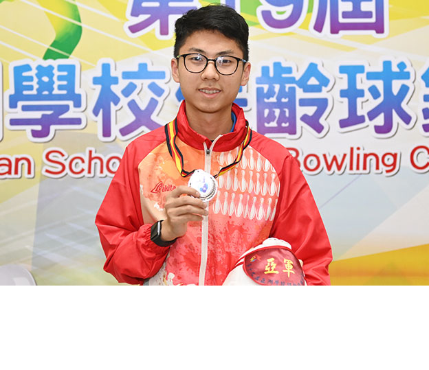 <a class='boldnavtext' href='results/19thasbc-res.htm#Sgl'>Hong Kong youth wins first silver</a><span class='plaintext'><br><b>2nd October, Taichung</b>: 2017 Asian School Masters silver medallist, Alex Yu won Hong Kong's first<br>silver medal at the 19th Asian School Tenpin Bowling Championships as Japan's Genki Hayashi and Singapore's Zong Yi Shin won the Boy's and Girl's gold medals.