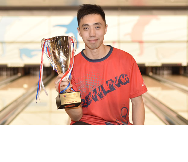 <a class='boldnavtext' href='results/42ndhkg-res.htm#Step'>Another podium for Hong Kong national</a><span class='plaintext'><br><b>17th July, Hong Kong</b>: Michael Mak was denied his third consecutive title after losing to top seed,<br>Ryan Lalisang of Indonesia in the Men's Open Masters stepladder finals of the 42nd Hong Kong International Open.</span>