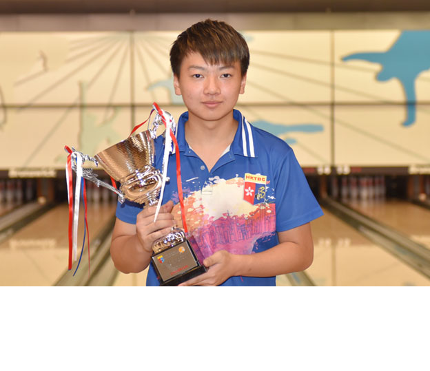 <a class='boldnavtext' href='results/43rdhkg-res.htm#Youth'>Hong Kong youth wins another title</a><span class='plaintext'><br><b>14th July, Hong Kong</b>: 2017 Asian School multiple gold medallist, Ivan Tse of Hong Kong wins yet another youth title after finishing atop the Youth Open Masters finals of the 43rd Hong Kong International Open at SCAA Bowling Centre.