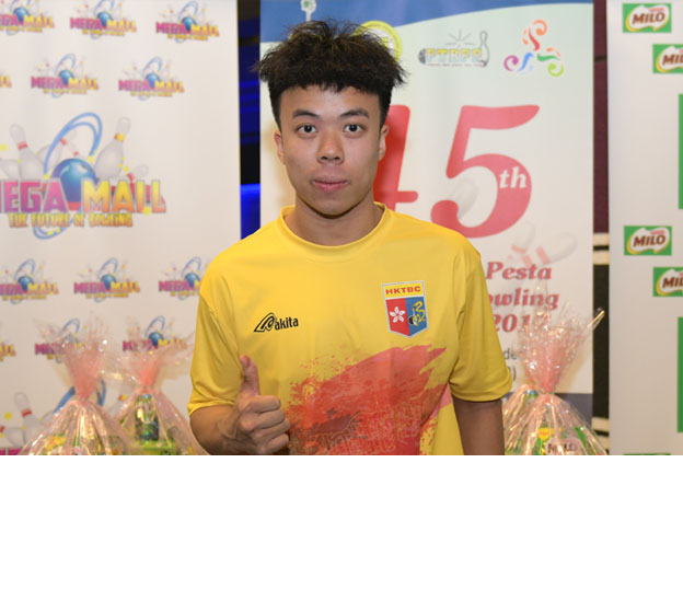 <a class='boldnavtext' href='results/45thpesta-res.htm#Dec12'>Hong Kong national sets qualifying pace</a><span class='plaintext'><br><b>12th December, Seberang Prai</b>: Hong Kong national kegler, James Lui set the qualifying pace of the Mixed Open division at the 45th MMBC Penang Pesta International Bowling Championships underway<br>at Megamall Bowling Centre.