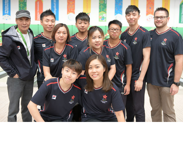 <a class='boldnavtext' href='results/5thaig-res.htm#Practice.htm'>Hong Kong poised for glory</a><span class='plaintext'><br><b>20th September, Ashgabat</b>: Hong Kong national bowling team is poised for glory when the 5th Asian Indoor & Martial Games 2017 gets underway on Tuesday at the Games Village Bowling Centre.