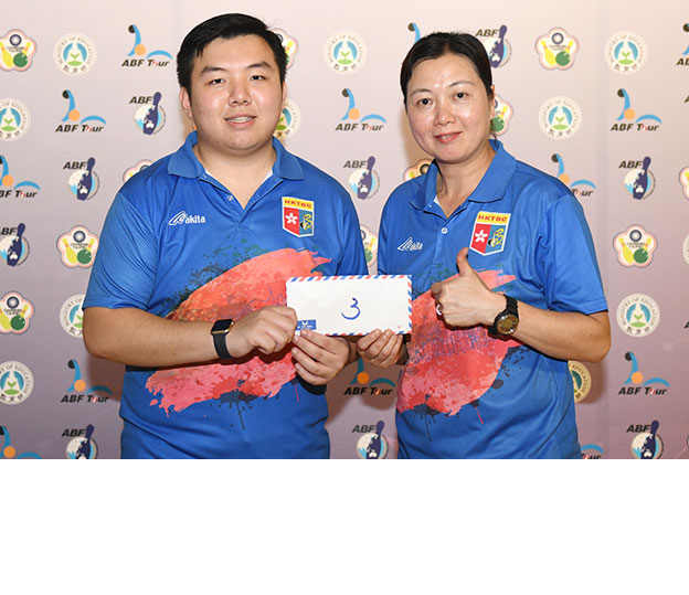 <a class='boldnavtext' href='results/abf-tpe18.htm'>Double runners-up for Hong Kong</a><span class='plaintext'><br><b>8th July, Kaohsiung</b>: Jimmy Cheung and Chan Shuk Han of Hong Kong finished as second and third runners-up in the Men's and Women's division of the ABF Tour Chinese Taipei 2018 as Macau's Lee Tak Man and Chinese Taipei's Su Shu-Wen emerged as champions.