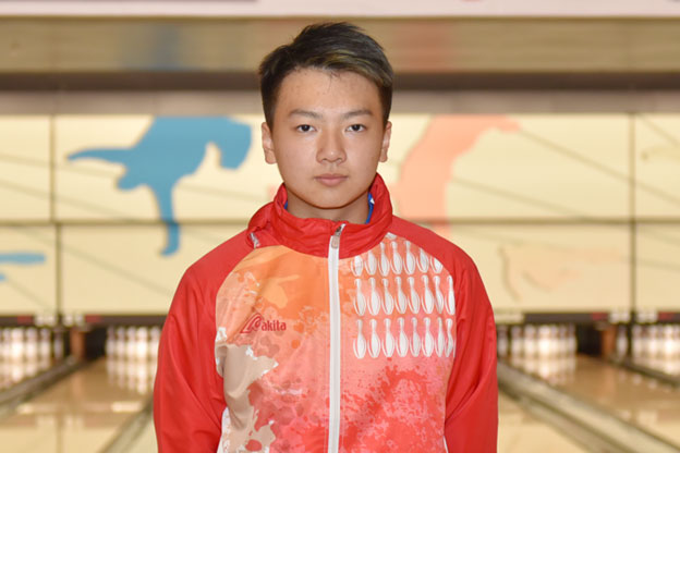 <a class='boldnavtext' href='results/asbc2017-res.htm#Blk1'>Hong Kong youth vying second gold</a><span class='plaintext'><br><b>5th May, Hong Kong</b>: Doubles gold medallist, Ivan Tse of Hong Kong Team A increased his chances for a second gold medal after completing the first block of the Boy's Masters finals of the 17th Asian School Tenpin Bowling Championships in second.