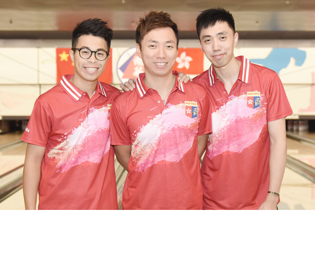 <a class='boldnavtext' href='results/atbc2016-res.htm#MstrBlk1'>Record third gold for Hong Kong</a><span class='plaintext'><br><b>27th September, Hong Kong</b>: Two gold medallist, Michael Mak won a record third gold for Hong<br>Kong at the Target 24th Asian Tenpin Bowling Championships after topping the Men's All Events standings with Wu Siu Hong adding a bronze medal.