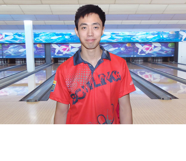 <a class='boldnavtext' href='results/pbap14-res.htm'>Hong Kong national finishes first runner-up</a><span class='plaintext'><br><b>22nd August, Bangkok</b>: Hong Kong national bowler, Michael Mak was denied his first international title after finishing as first runner-up to Ahmad Muaz of Malaysia in the 17th PBAP Bevida-Storm International Classic 2014 on Sunday.</span>