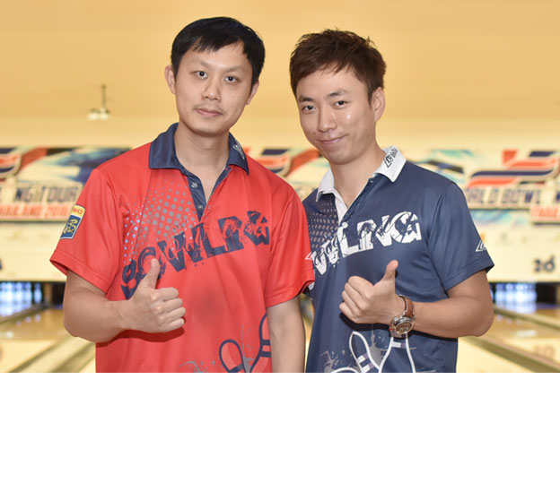 <a class='boldnavtext' href='results/ttbawbt16-res.htm#Round2'>Round 3 for Hong Kong nationals</a><span class='plaintext'><br><b>11th August, Bangkok</b>: Wu Siu Hong and Wicky Yeung both made the next round of the 2016<br>PBA-World Bowling Tour Thailand after finishing fifth an tenth in this morning's Round 2 finals as Malaysia's Francis Tan took a surprise victory.