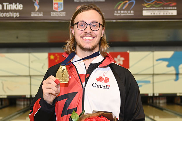 <a class='boldnavtext' href='results/wmc2018-res.htm#Mstr'>Canadian defies all odds to win Masters gold</a><span class='plaintext'><br><b>5th December, Hong Kong</b>: Mitch Hupe of Canada, defied all odds by defeating Kyle Troup of USA, 2-0 in the finals to win the coveted Masters gold medal at the concluding 2018 CGSE &#149; Million Tinkle World Men Championships.