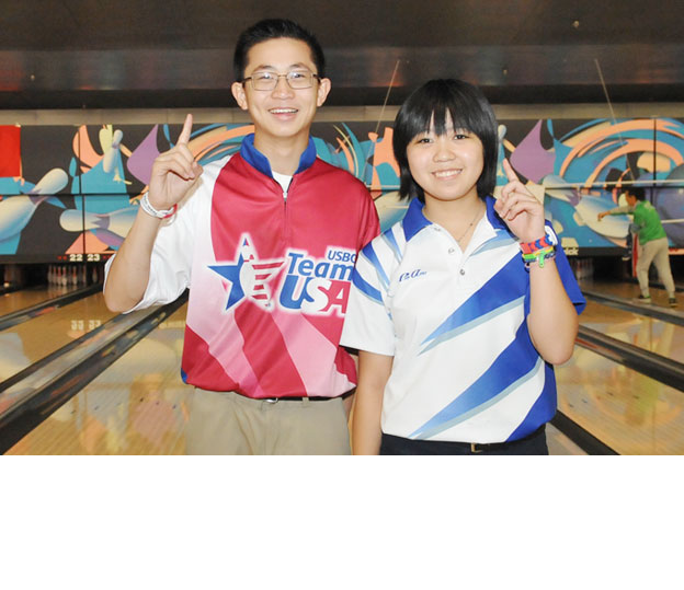 <a class='boldnavtext' href='results/wyc2014-res.htm#Step1'>Top seeds win Step 1 finals</a><span class='plaintext'><br><b>14th August, Hong Kong</b>: Top seeds and All Events gold medalists, Shion Izumune of Japan and Wesley Low of United States won the Girl's and Boy's Step 1 Masters finals of the CGSE World Youth Championships 2014 on Thursday.</span>